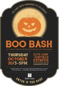 First Annual Boo Bash at Oatfield Estates @ Elite Care at Oatfield Estates | Milwaukie | Oregon | United States