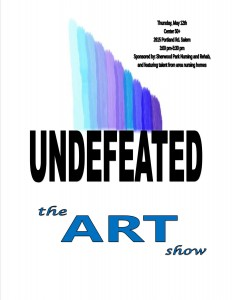 Undefeated - The Art Show @ Center 50+ | Salem | Oregon | United States