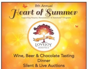 8th Annual Heart of Summer Dinner and Auction @ Taprock Event Center   Grants Pass   Oregon   United States