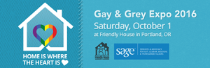 Gay and Grey Expo 2016 @ Friendly House | Portland | Oregon | United States