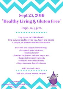 Healthy Living and Gluten Free Expo @ Salem Convention Center   Salem   Oregon   United States
