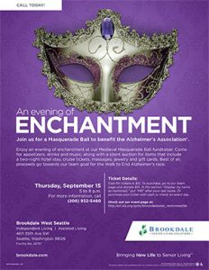 An Evening of Enchantment @ Brookdale West Seattle | Seattle | Washington | United States