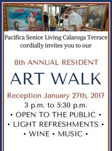 Pacifca Senior Living Calaroga Art Walk @ Calaroga Art Walk | Portland | Oregon | United States