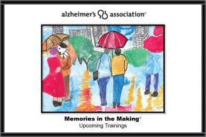 Memories in the Making Facilitator Training @ Center 50+ | Salem | Oregon | United States