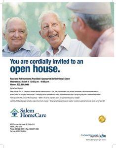 Salem Home Care Open House Networking Party @ Salem Home Care   Salem   Oregon   United States