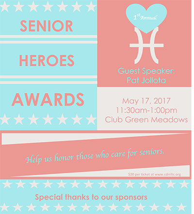 Senior Heroes Awards Luncheon @ Club Green Meadows | Vancouver | Washington | United States