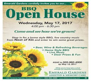 Open House @ Emerald Gardens | Woodburn | Oregon | United States