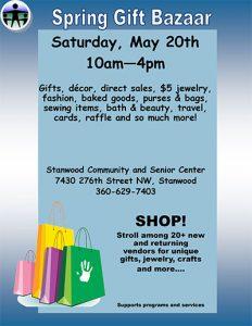 Spring Gift Bazaar @ Spring Bazaar and Gifts | Stanwood | Washington | United States