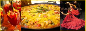 A Night in Spain - Paella Dinner Fundraiser @ Wallingford Community Senior Center | Seattle | Washington | United States