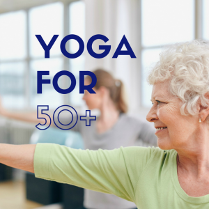 It's Never Too Late: Yoga for 50+ @ BE Yoga | Grants Pass | Oregon | United States