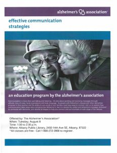 Effective Communication Strategies @ Albany Public Library   Albany   Oregon   United States