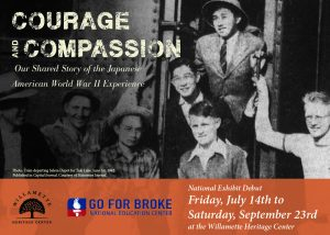 Courage and Compassion: Our Shared Story of the Japanese American World War II Experience @ Willamette Heritage Center | Salem | Oregon | United States