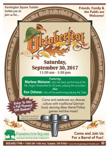 Oktoberfest @ Farmington Square Tualatin | Tualatin | Oregon | United States