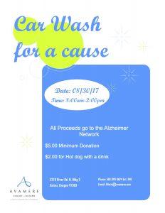 Car Wash for a Cause @ Avamere Court at Keizer  | Keizer | Oregon | United States