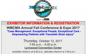 WMCMA Annual Fall Conference & Expo 2017 @ Lynwood Convention Center | Lynnwood | Washington | United States