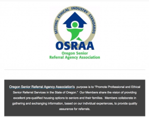 OSRAA 2017 Fall Conference @ Rose Schnitzer Manor | Portland | Oregon | United States