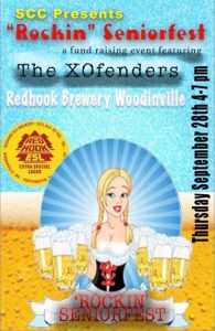 SCC Seniorfest ~ Silent Auction & Oktoberfest @ Red Hook Brewery | Woodinville | Washington | United States