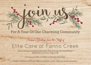 Christmas Tour/Secret Gift @ Fanno Creek | Tigard | Oregon | United States