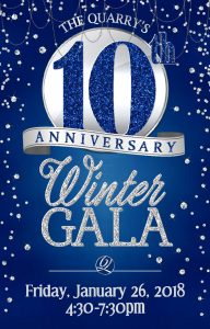10th Anniversary Winter Gala at The Quarry Senior Living @ The Quarry Senior Living | Vancouver | Washington | United States