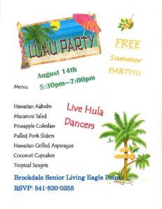Luau Party at Eagle Point @ Eagle Point | Eagle Point | Oregon | United States