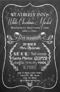White Christmas Market @ Weatherly Inn | Tacoma | Washington | United States