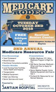 Medicare Rodeo @ Santiam Senior Center | Stayton | Oregon | United States