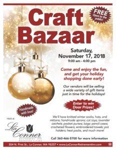 Craft Bazaar @ La Conner Retirement Inn | La Conner | Washington | United States