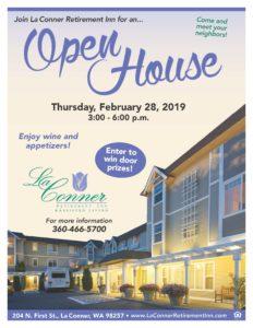 La Conner Retirement Inn Open House @ La Conner Retirement Inn