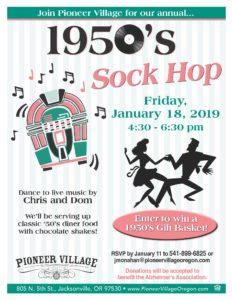 1950's Sock Hop @ Pioneer Village