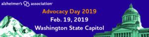 Alzheimer's Advocacy Day @ Washington State Capitol