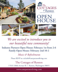 The Cottages of Renton Open House @ The Cottages of Renton