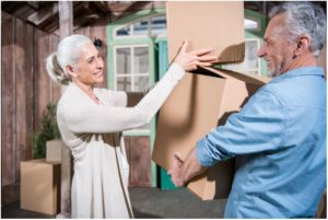 Moving Made Easy 2019 - Real Estate @ CRISTA Senior Living (Shoreline, WA-Courtyard Building)
