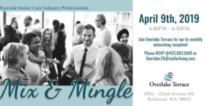 Eastside Industry Professionals Networking Happy Hour @ Overlake Terrace