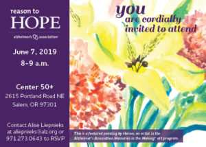 Reason to Hope Community Breakfast @ Center 50+