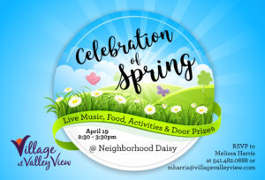 Celebration of Spring @ Village at Valley View