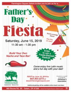 Father's Day Fiesta! @ Farmington Square Salem