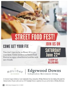 Street Food Fest! @ Edgewood Downs