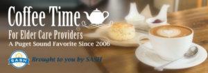 SASH Coffee Time - Tacoma @ Franke Tobey Jones