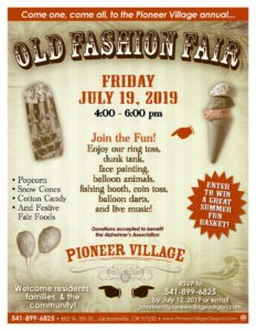 Old Fashion Fair at Pioneer Village @ Pioneer Village