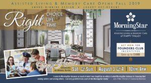 MorningStar of Happy Valley's Model Suite Grand Opening @ MorningStar of Happy Valley