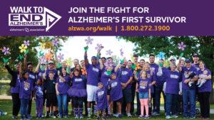 Pacific Northwest Walk to End Alzheimer's @ Mural Amphitheater, Seattle Center