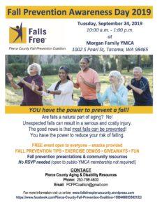 Fall Prevention Expo @ Morgan Family YMCA