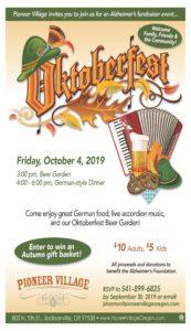 Oktoberfest @ Pioneer Village