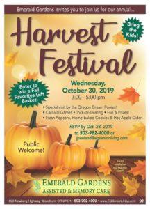 Harvest Festival at Emerald Gardens @ Emerald Gardens