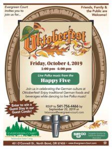 Oktoberfest @ Evergreen Court Independent Senior Living