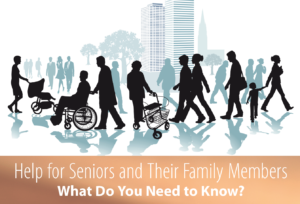 Help for Seniors and Their Family Members - What Do You Need to Know? @ Shoreline LIbrary