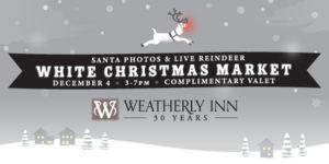 White Christmas Market @ Weatherly Inn Tacoma