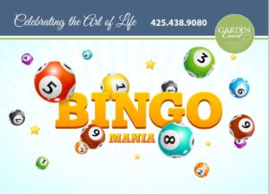 Bingo Mania @ Garden Court Retirement