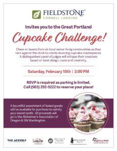 Cupcake Challenge! @ Fieldstone Cornell Landing