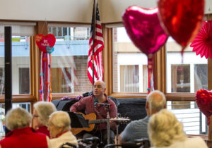 Love Tunes with Sid Law @ Foundation House at Northgate